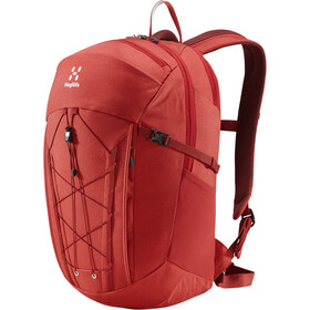 Haglöfs Vide Large Backpack 25 brick red